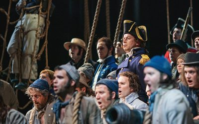 Setting the Stage for BILLY BUDD