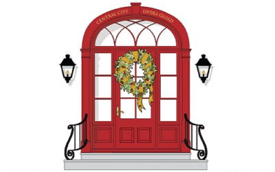 Central City Opera Guild Announces the 2018 L'Esprit de Noël Holiday Home Tour in Denver's Historic Belcaro & Bonnie Brae Neighborhoods