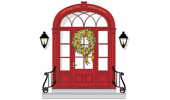 Central City Opera Guild Announces the 2018 L'Esprit de Noël Holiday Home Tour in Denver's Historic Belcaro & Bonnie Brae Neighborhoods