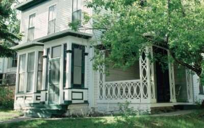 The McFarlane House: Home to Colorado Pioneers and Opera Luminaries