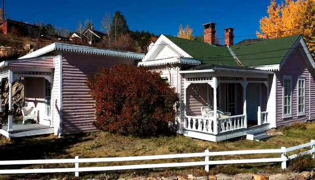 The Pink House: Golden Memories