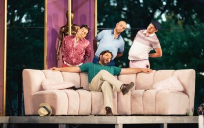 """Review: CCO's """"Rigoletto"""" Makes Shattering Impact at Hudson Gardens"""