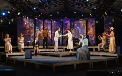 """Review: Central City Opera Powerfully Returns with Streamlined Outdoor """"Carousel"""""""